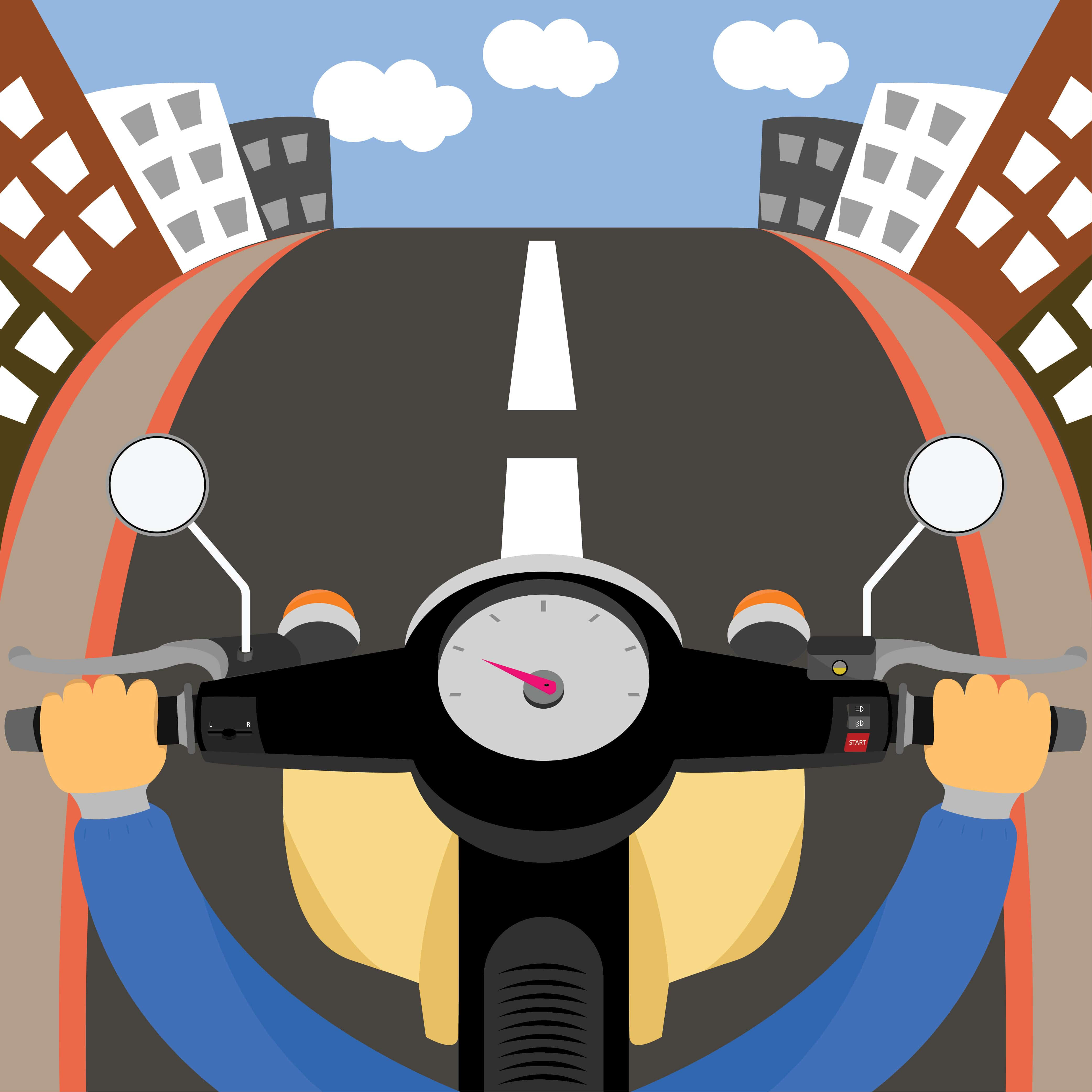Safety Riding Gears Thumbnail